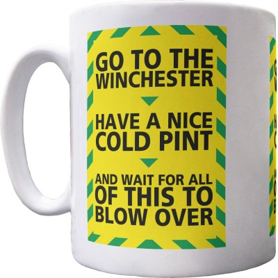 Go to The Winchester Ceramic Mug