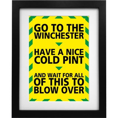 Go to The Winchester Art Print