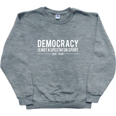 "Bob Crow: ""Democracy Is Not A Spectator Sport"""