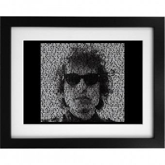 Bob Dylan Songs Art Print