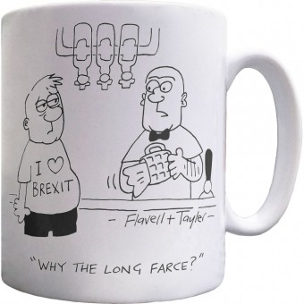 Brexit: Why The Long Farce Mug