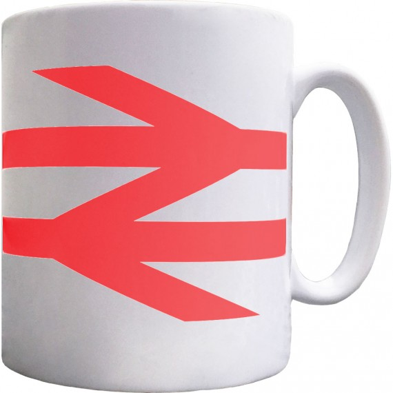 British Rail Ceramic Mug