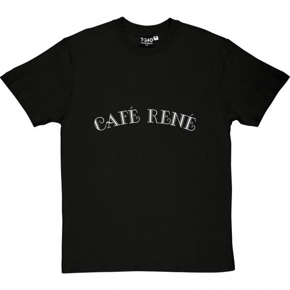 Cafe Rene T-Shirt