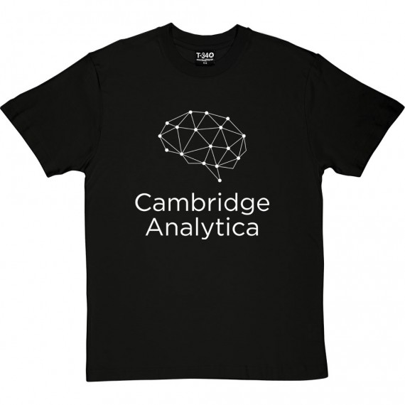 Cambridge Analytica T-Shirt