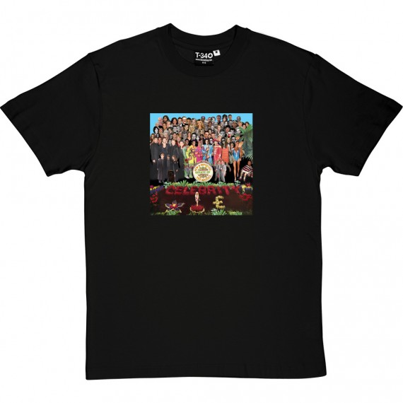 Celebrity: New And Improved Opiate of the Masses T-Shirt