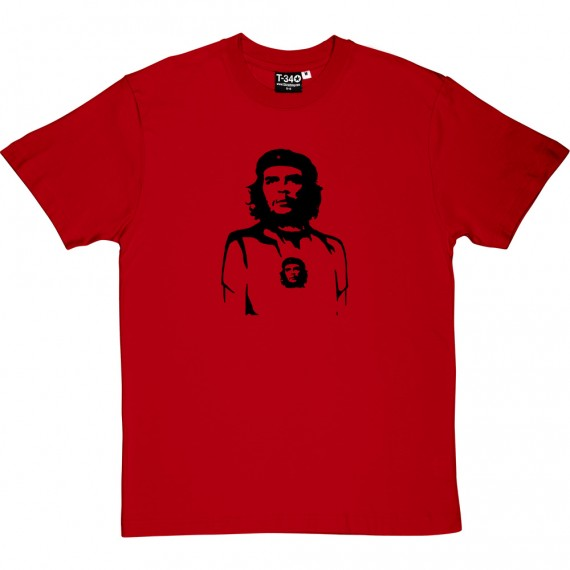 Che Wearing Che T-Shirt
