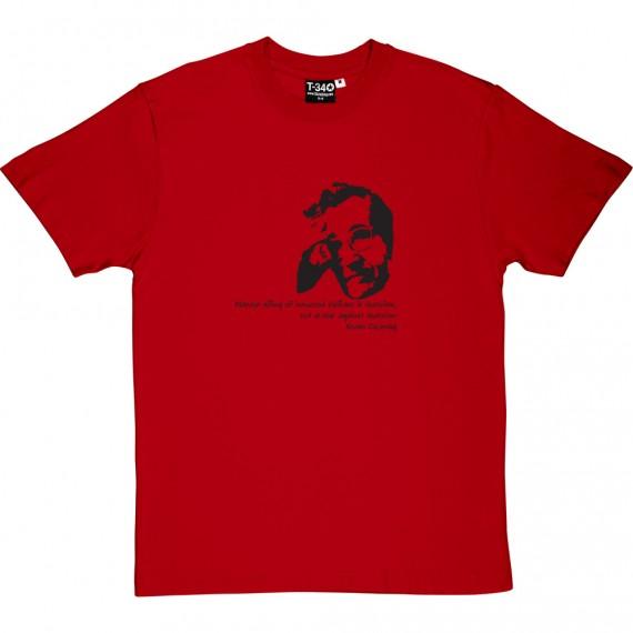 "Noam Chomsky ""Terrorism"" Quote T-Shirt"