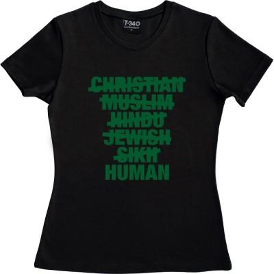 Christian, Muslim, Hindu, Jew, Sikh, HUMAN