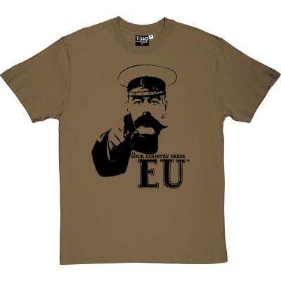 Your Country Needs EU