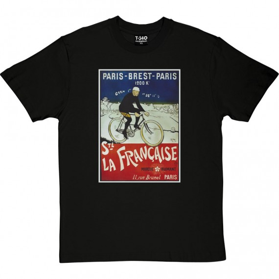 Paris-Brest-Paris 1901 T-Shirt