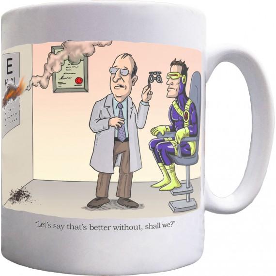 Cyclops Optician Ceramic Mug