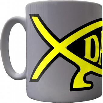 Darwin Fish Ceramic Mug