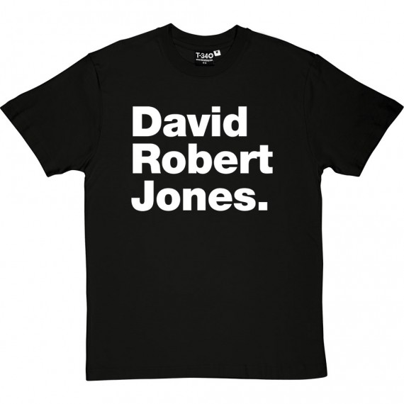 David Robert Jones T-Shirt