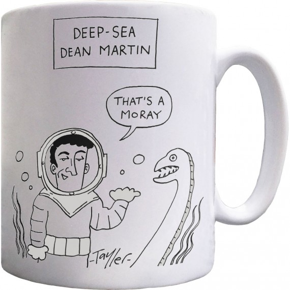 Deep Sea Dean Martin Mug