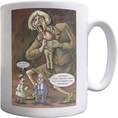 May The Devourer Mug