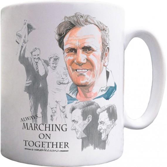 Don Revie Montage Ceramic Mug