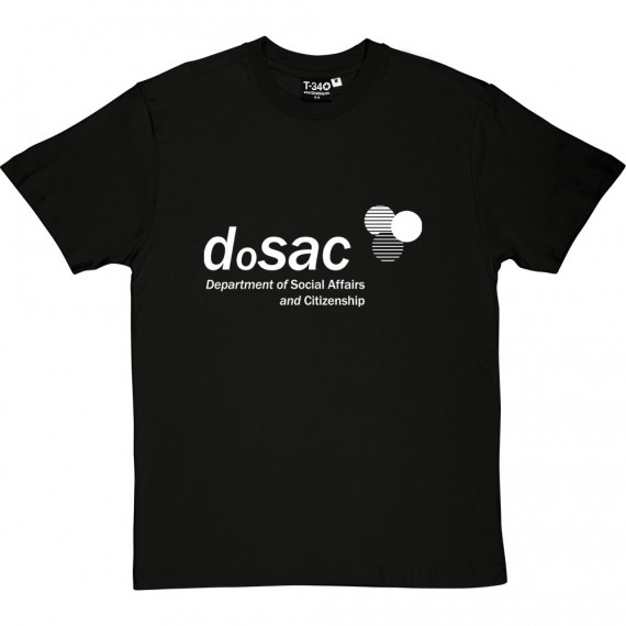 DoSAC: Department of Social Affairs and Citizenship T-Shirt