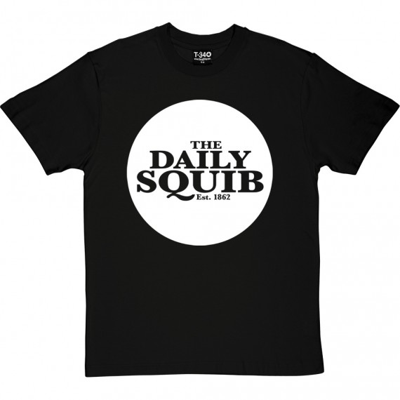 Official Daily Squib Logo T-Shirt