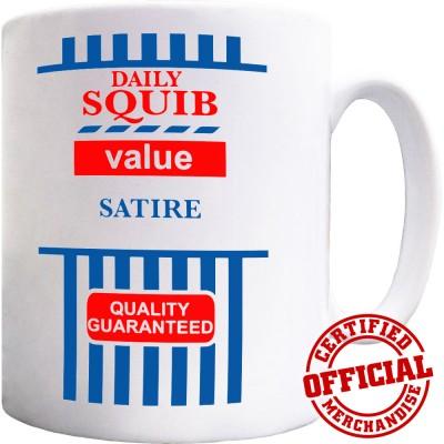 Official Daily Squib Value Ceramic Mug