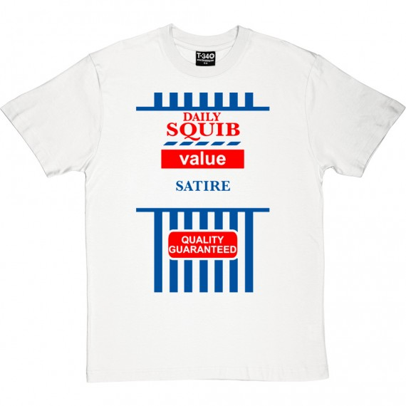 Official Daily Squib Value T-Shirt
