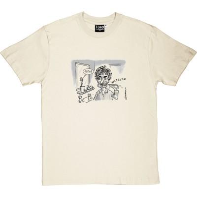 """Bob Dylan """"Judas"""" Toothbrush"""