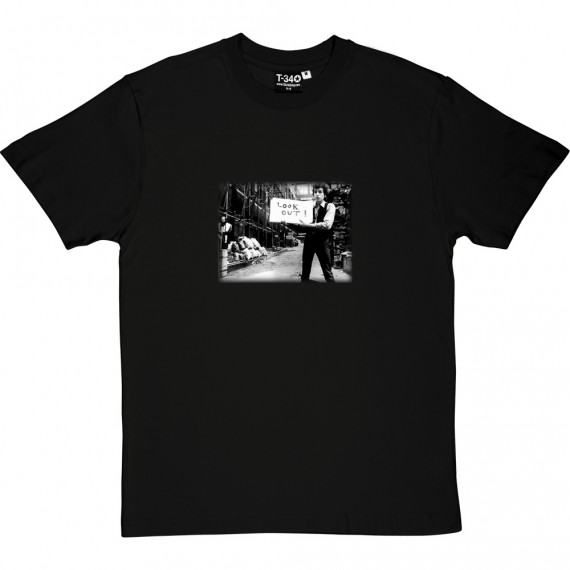 "Bob Dylan ""Look Out"" T-Shirt"