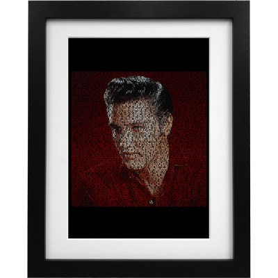 Elvis Presley Songs Art Print