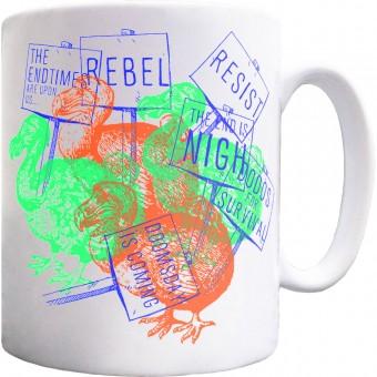 Extinction Rebellion Ceramic Mug