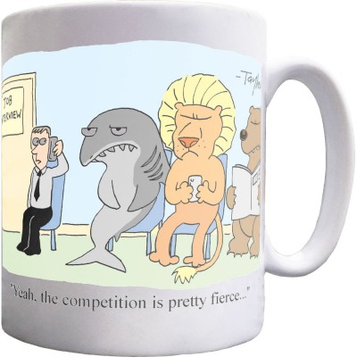 Fierce Competition Mug