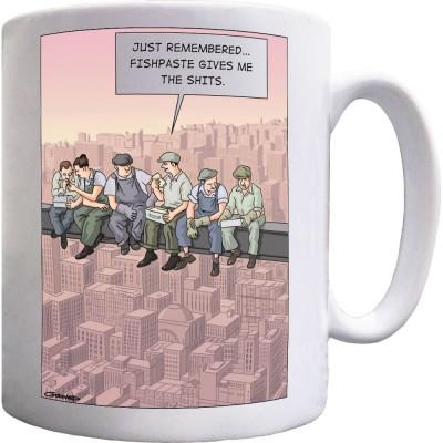 Fishpaste Mug