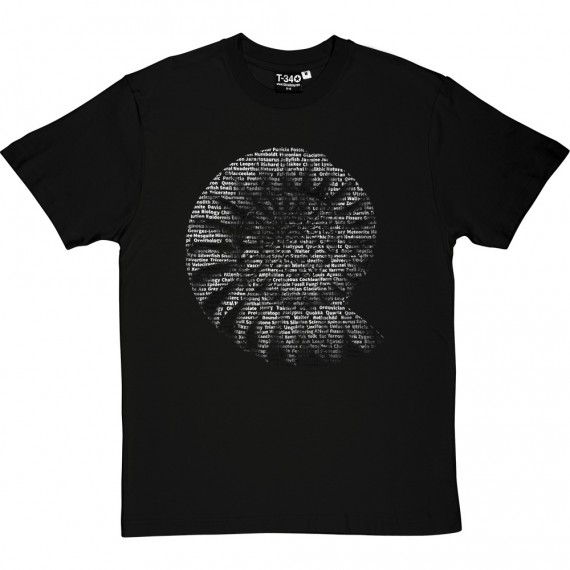 Typographic Fossil T-Shirt