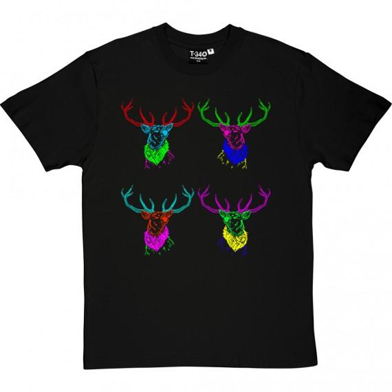 Four Deer T-Shirt
