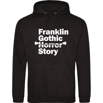 Franklin Gothic Horror Story