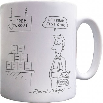 Free Grout Mug