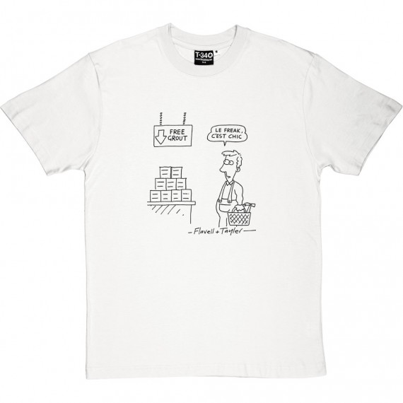 Free Grout T-Shirt