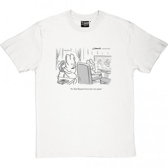 Fusilli and Rigatoni T-Shirt