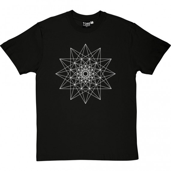 Geometric Star T-Shirt