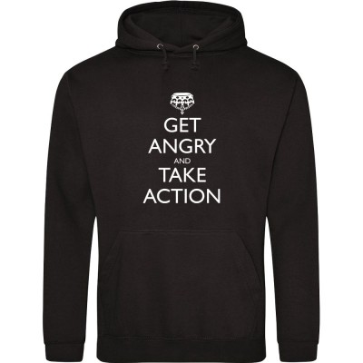 Get Angry and Take Action