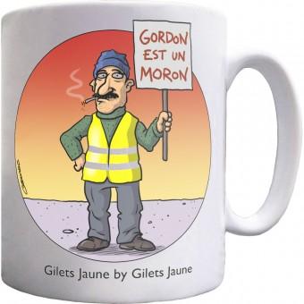 Gordon Est Un Moron Ceramic Mug