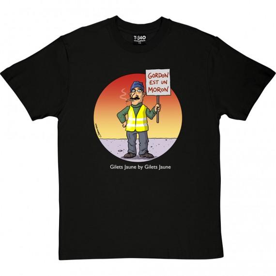 Gordon Est Un Moron T-Shirt