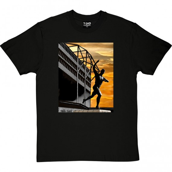 Sunset At St James' by Hadrian Richards T-Shirt