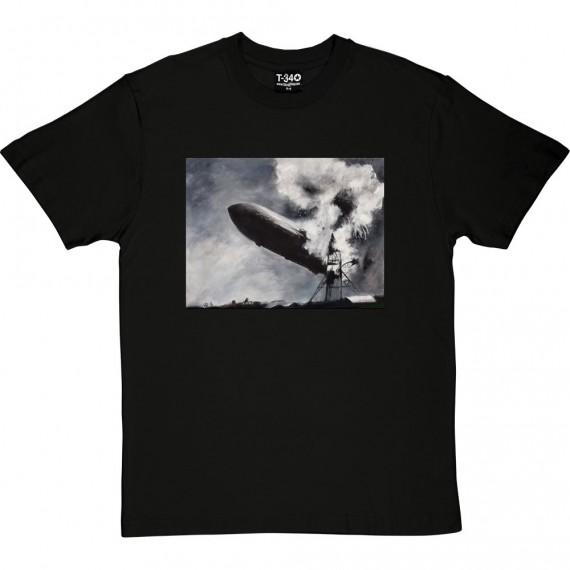 Zeppelin by Hadrian Richards T-Shirt