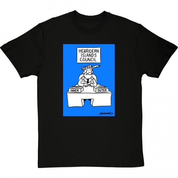 Hebridean Islands Council T-Shirt
