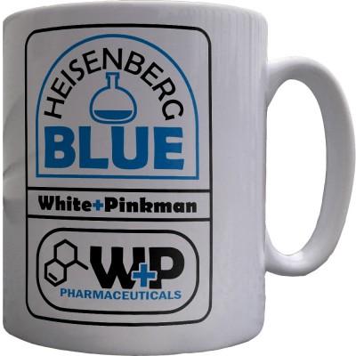 Heisenberg Blue Ceramic Mug
