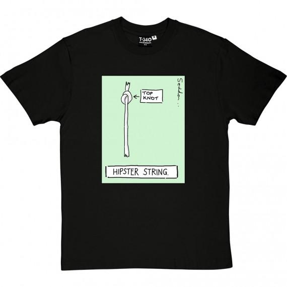Hipster String T-Shirt