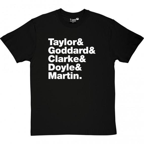 Hot Chip Line-Up T-Shirt