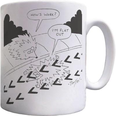 How's Work? Mug