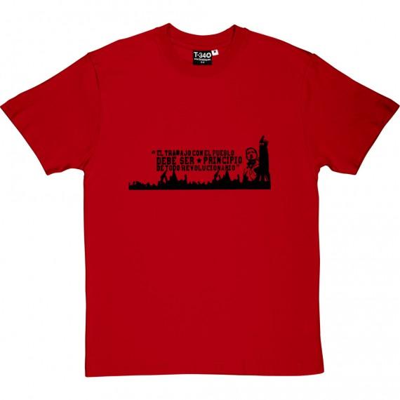 "Hugo Chavez ""Revolution"" T-Shirt"