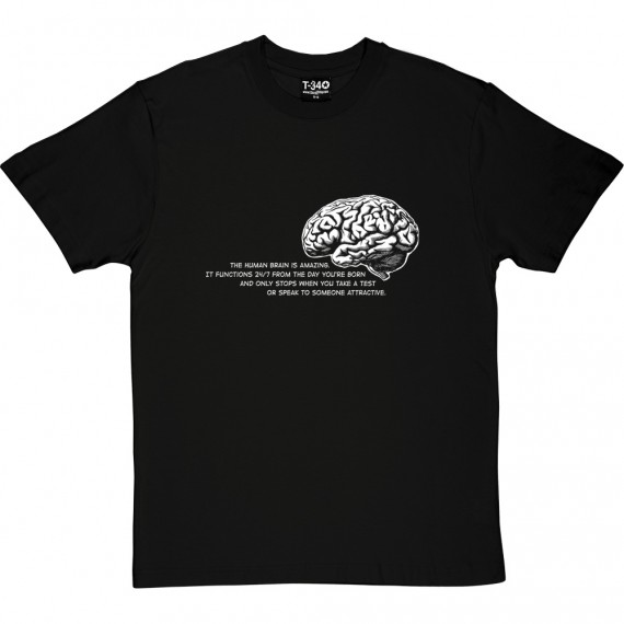 The Human Brain is Amazing T-Shirt