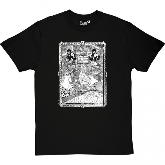 "Hunter S Thompson ""Rumble in the Jungle"" T-Shirt"